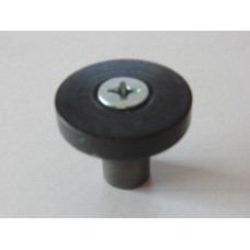 Modern Forms Collection -Matte Black Bronze Cabinet Knob